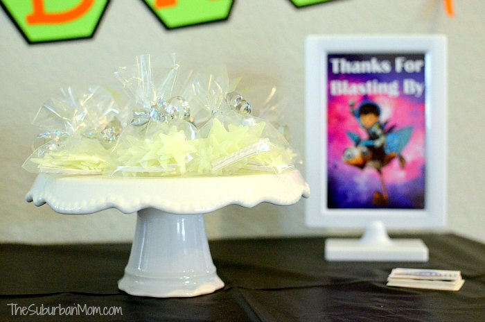 Miles From Tomorrowland Glow In The Dark Stars