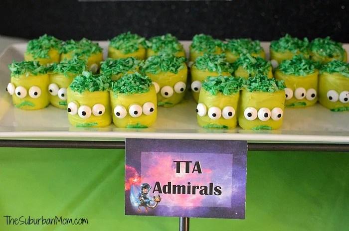 Miles From Tomorrowland TTA Admirals