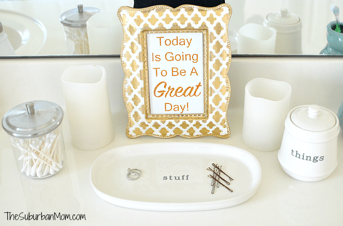 Today Is Going To Be A Great Day Free Printable Sign