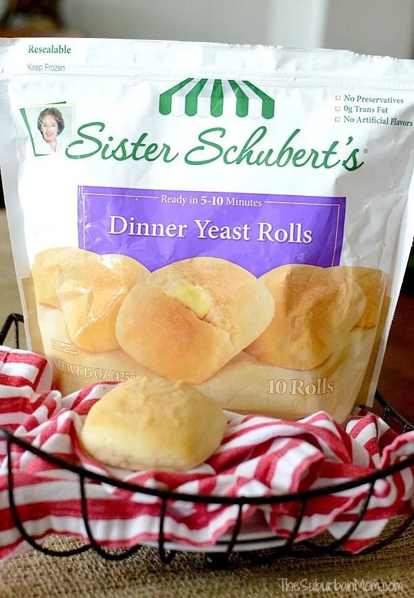 Sister Schubert's Dinner Yeast Rolls