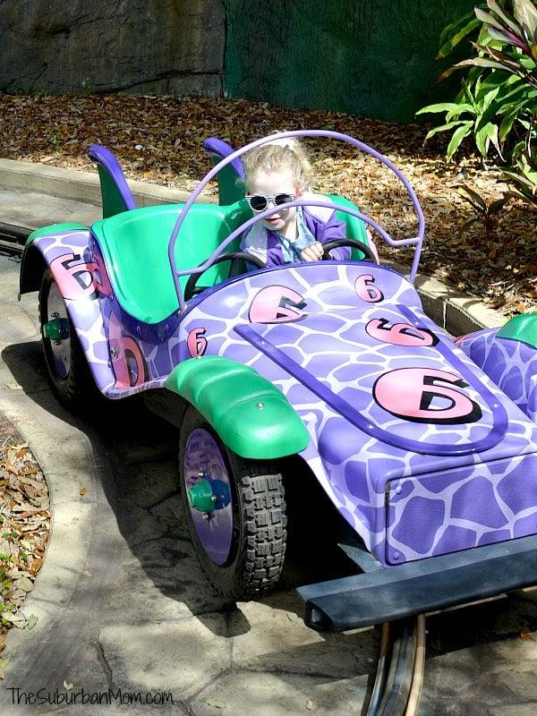 Busch Gardens Sesame Street Safari of Fun