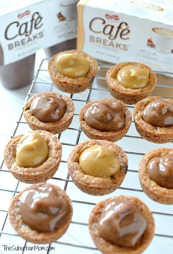 Cafe Breaks Pudding Cup Cookies