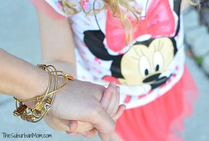 Disney Holding Hands