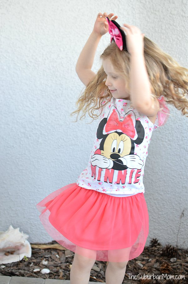 Minnie Mouse Clothes