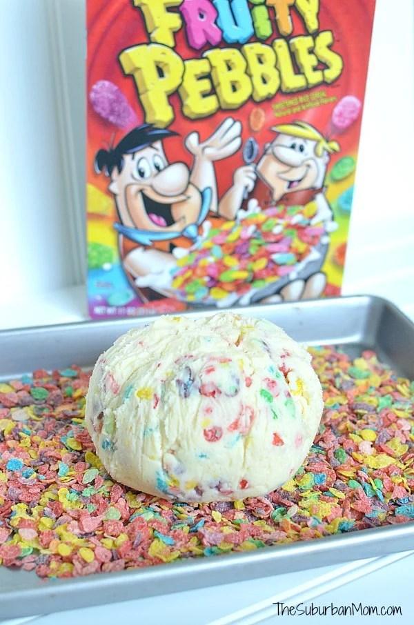 Cake Batter Cheeseball