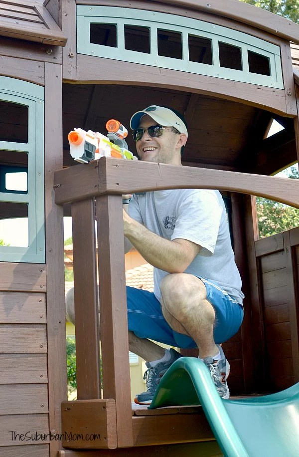 Father's Day Nerf Blaster