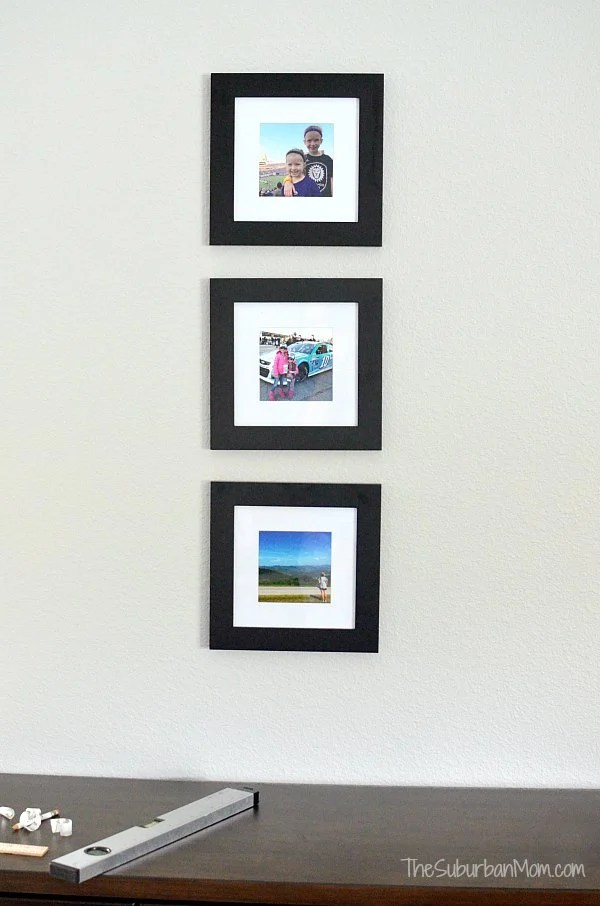 Hanging A Gallery Wall