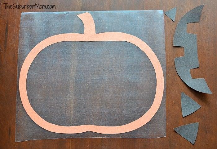 Pumpkin Template Parts