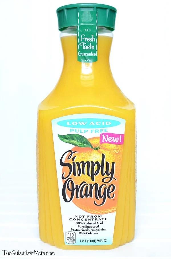 Simply Orange Low Acid