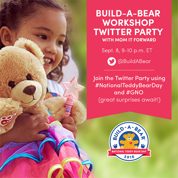Build-A-Bear Twitter Party