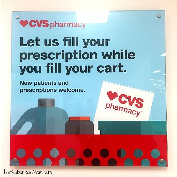 CVS Pharmacy Target