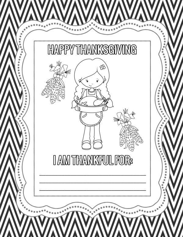 1 thanksgiving coloring pages for kids  the suburban mom