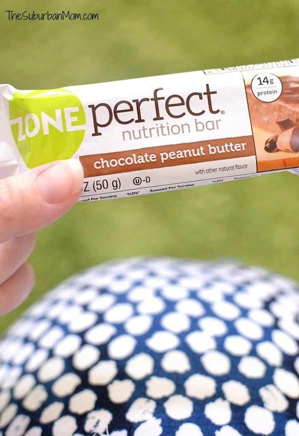 ZonePerfect Pregnancy Snack