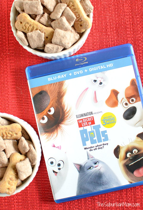 The Secret Life of Pets Puppy Chow
