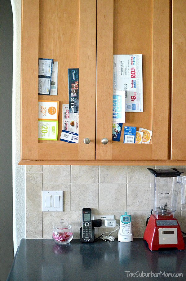 Cluttered Cabinets
