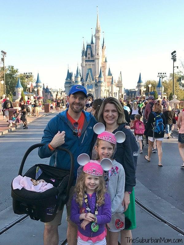 First Disney Trip