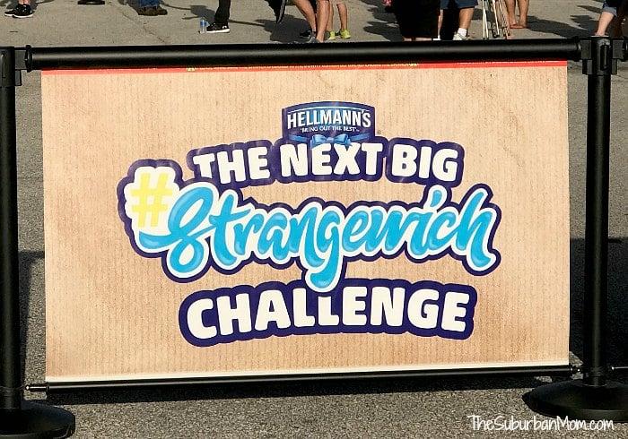 Strangewich Challenge