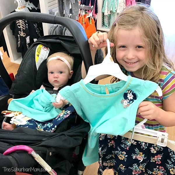 Carters Big Sister Little Sister Outfits