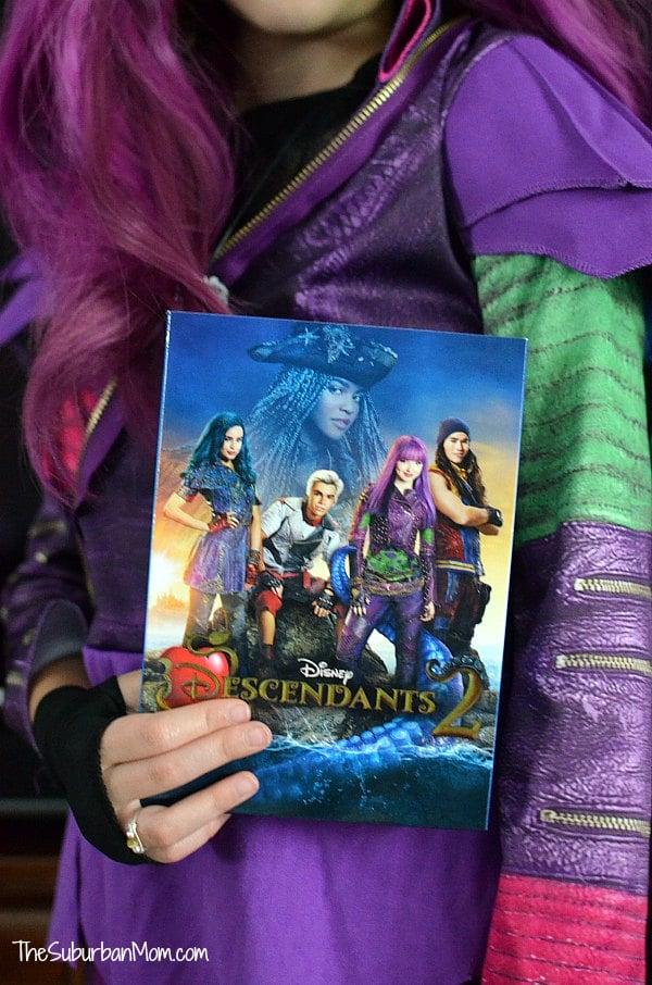 Descendants 2 DVD