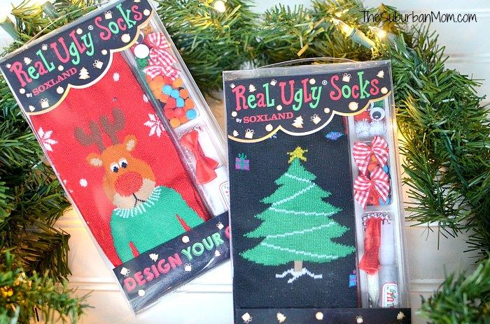 DIY Christmas Socks Craft