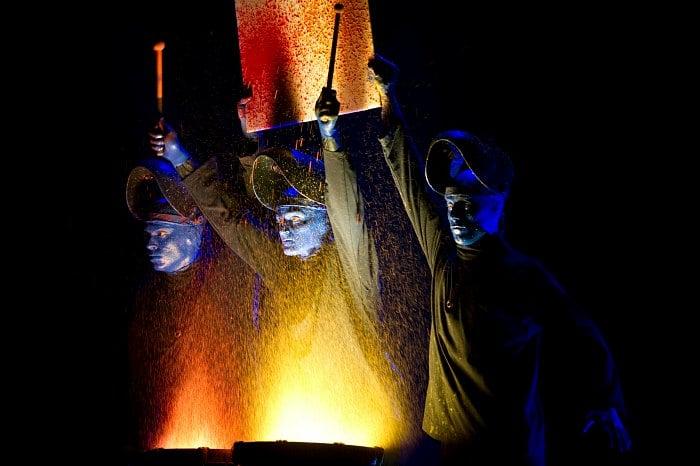 Blue Man Group Orlando Review