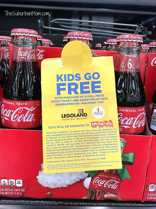 Kids Go Free Legoland