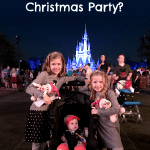Should You Take A Baby To Mickey's Very Merry Christmas Party? Yes!