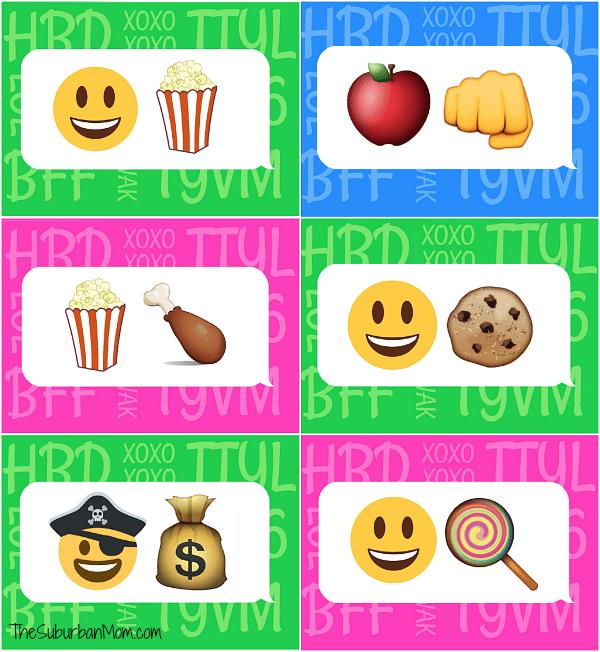 graphic regarding Free Printable Emoji Faces known as Emoji Birthday Occasion Programs - No cost Printables Decorations