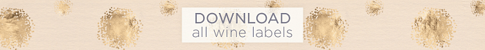 Download Printable Wine Tags