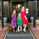 Celebrate Love With Maggiano's For A Chance To Win A $5,000 Party