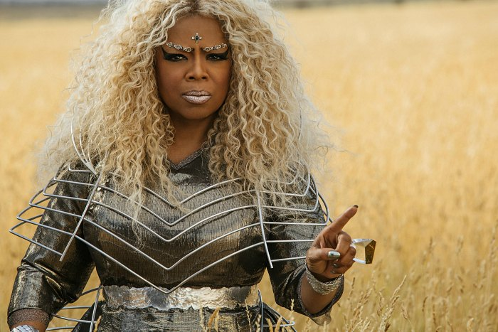 Oprah A Wrinkle In Time Mrs Which