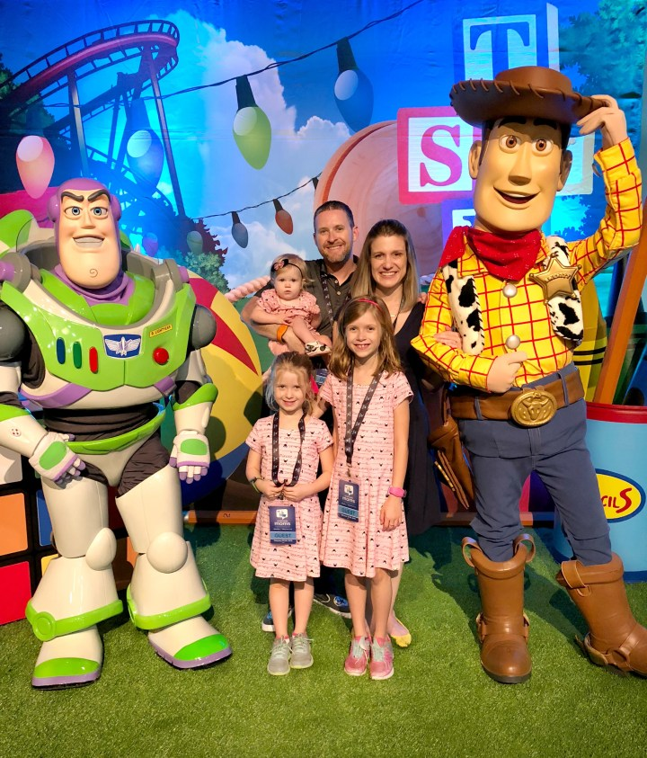 Family Woody Buzz DSMMC