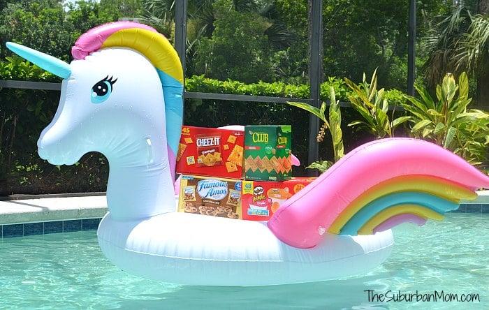 Summer Pool Snacks
