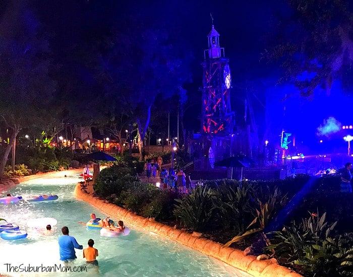 H2O Glow Nights Typhoon Lagoon