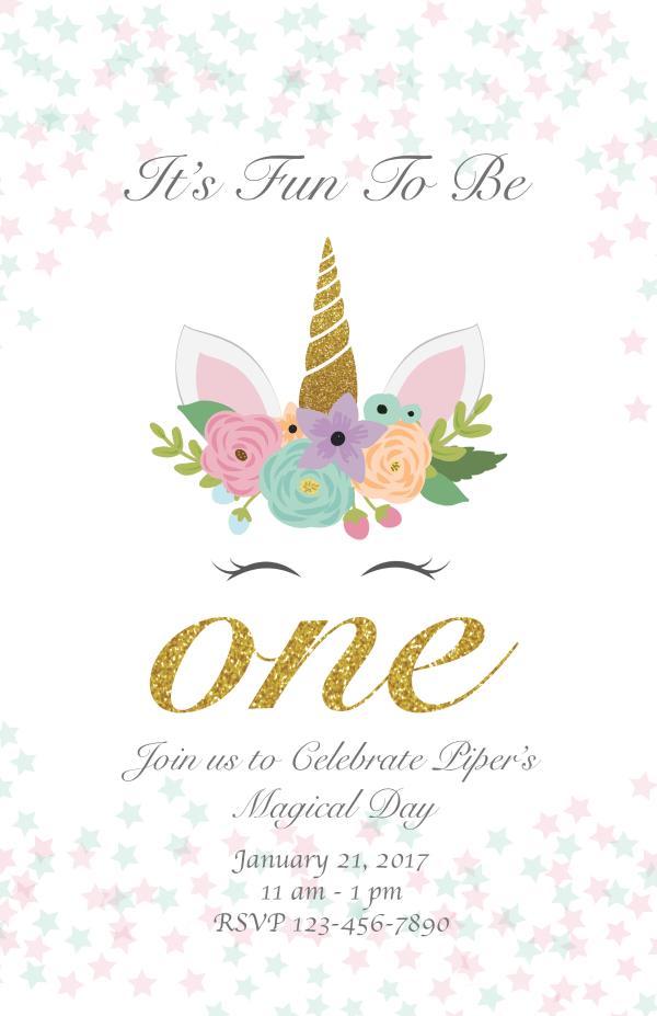 photograph about Printable Party Games for Adults titled Unicorn Birthday Occasion Guidelines - Food stuff, Decorations, Printables