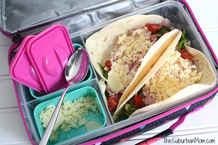 Bento Box Tacos