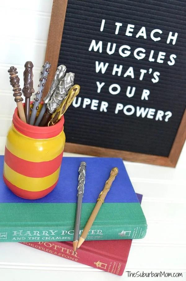 Harry Potter Teacher Gift