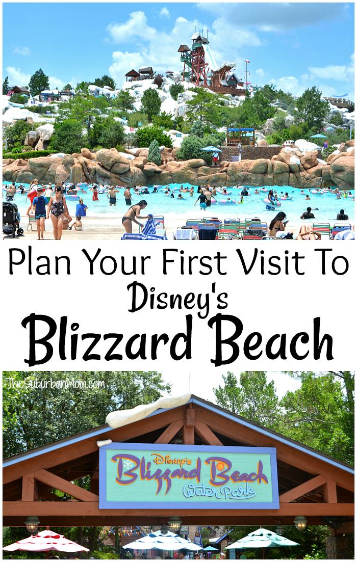 Plan Your First Visit To Disney Blizzard Beach
