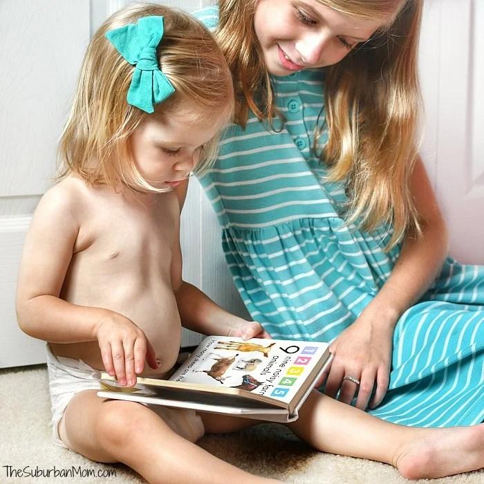 Big Sister Little Sister Reading