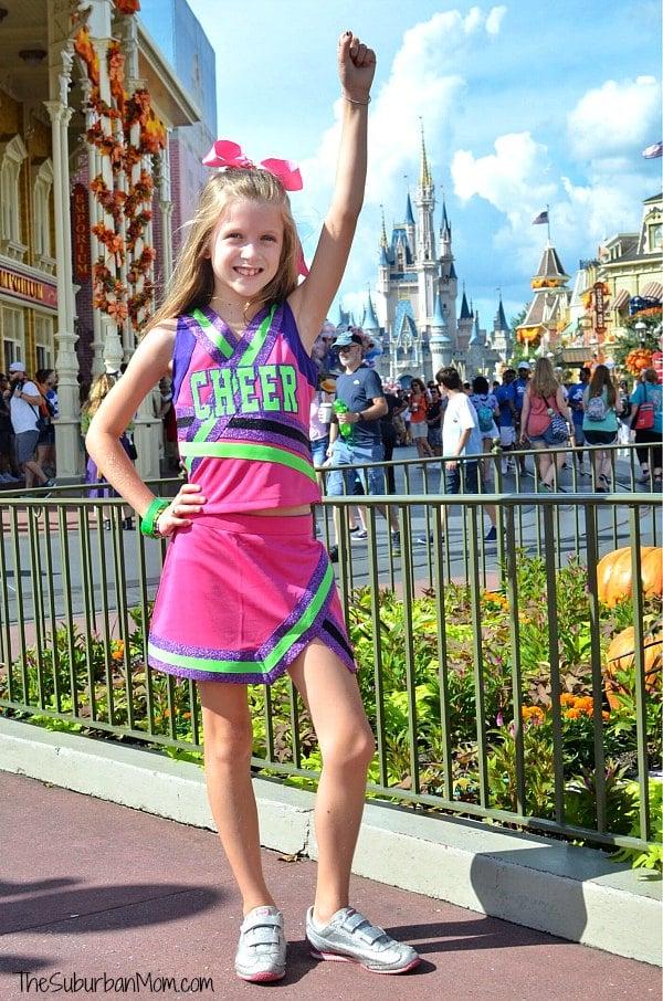Disney Zombies Addison Costume