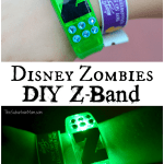 DIY Disney Zombies Costume – Z-band, Eliza, Addison And Zoey