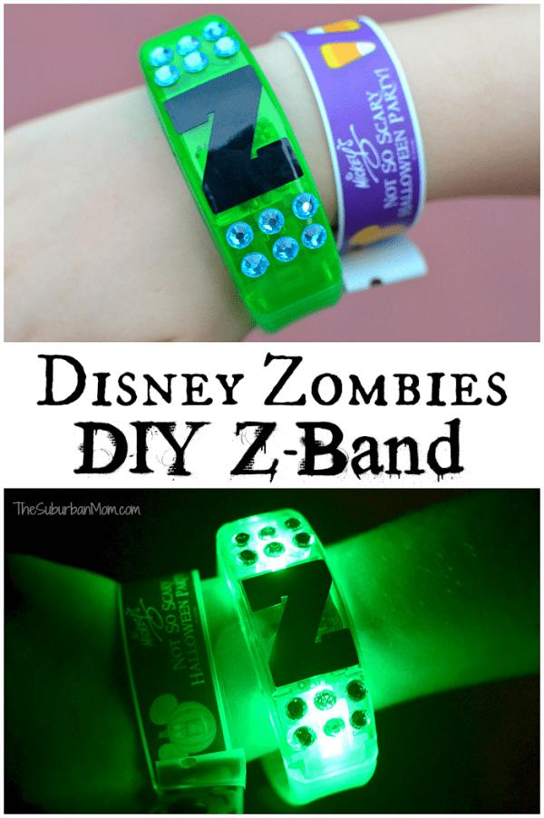 Disney Zombies DIY Z-Band