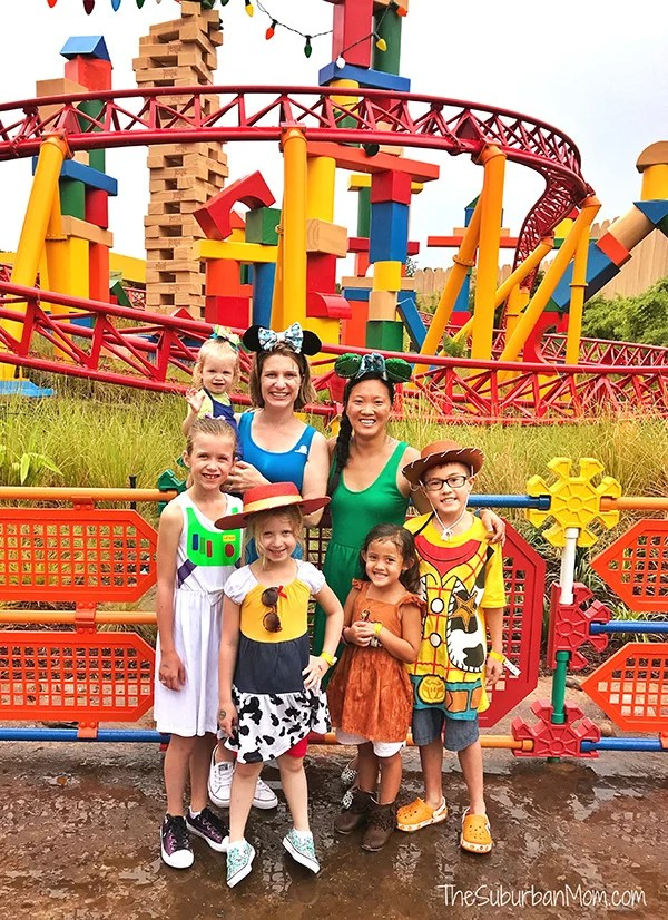 Disney Bounding Toy Story Land