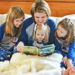 5 Reasons You *Need* Matching Christmas Pajamas For The Family + $300 GIVEAWAY