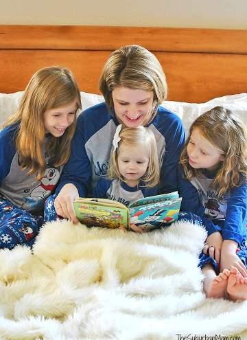 Matching Christmas Pajamas For Family