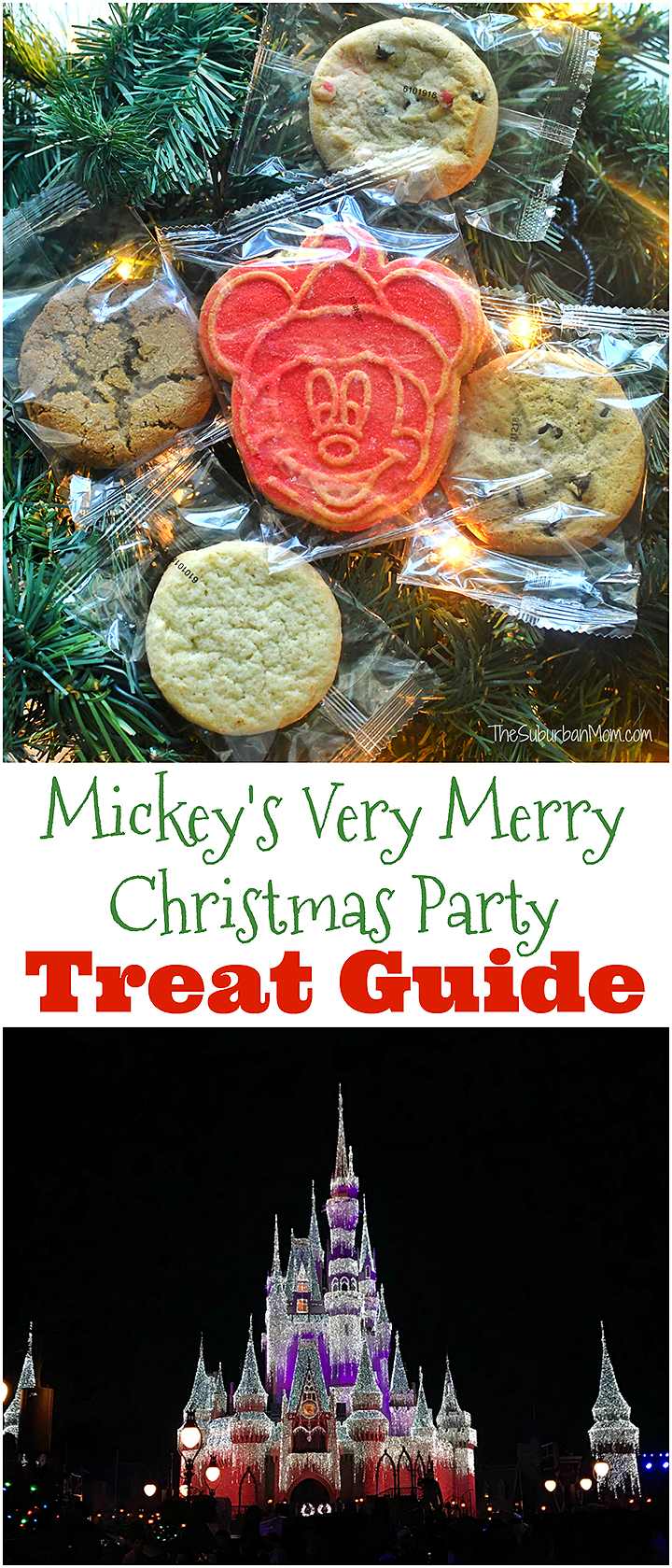 Mickey's Very Merry Christmas Party Treat Guide