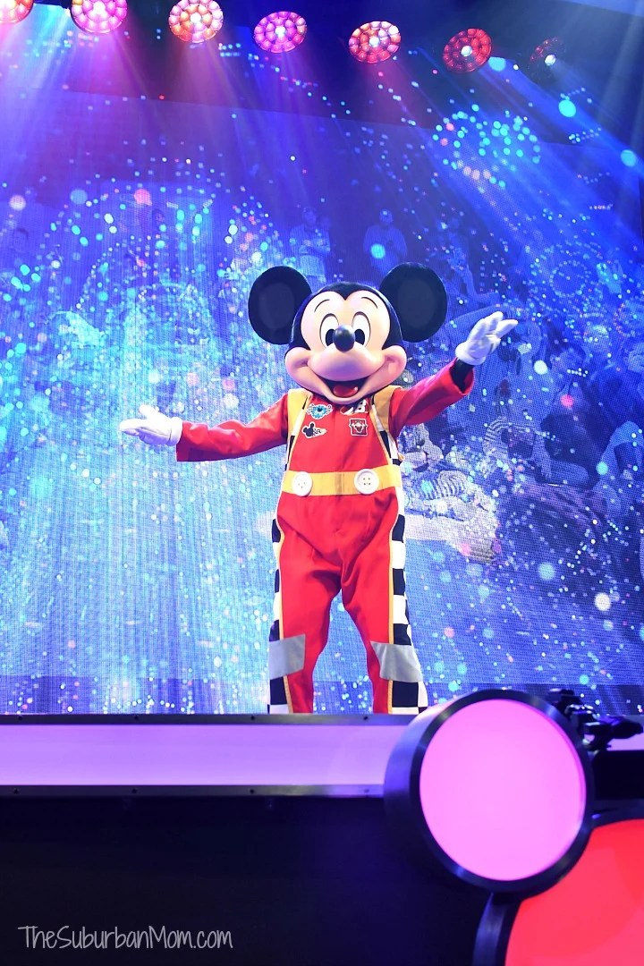 Mickey Roadster Racers Live
