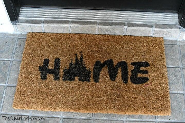 Disney Doormat