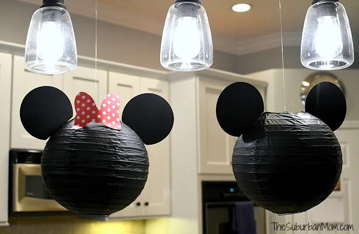 Mickey Minnie Mouse Party Decorations