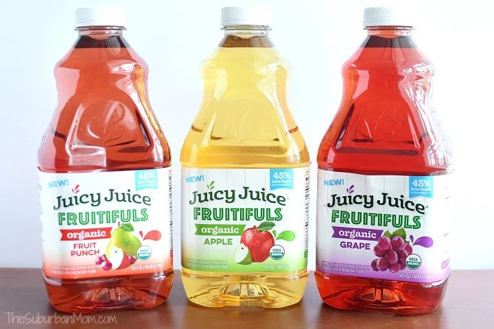 Juicy Juice Fruitifuls Organic